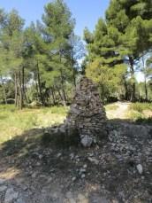 montjoie, cairn