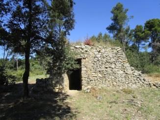cabane pierre sèche
