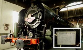 TRAIN a vapeur photo Catherine D