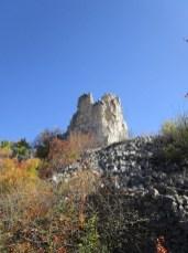 Vestige de l'ancien donjon