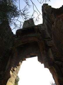 sous la cheminée