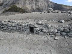 mur soutènement ancienne voie ferrée