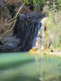 ** De Barjols sur le thème de l'eau, à Pontevès
