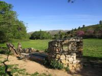 Pichauris, puits d'Arroumi, château de Ners