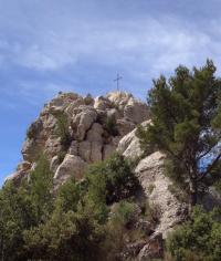 De Roques-Hautes au hameau du Trou au lever de soleil
