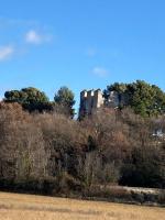 Sur les traces de l'ancien canal du Verdon depuis Puyricard : retour par le castellas