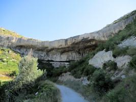 La cascade de Malaga, Rognac