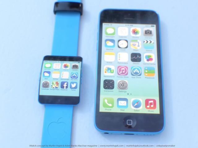 iWatch, iPhone 5C