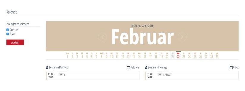 ionas-Server Home Kalender