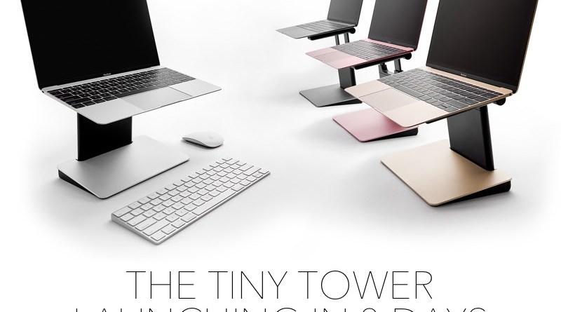 Tiny Tower V2.0 Laptopständer
