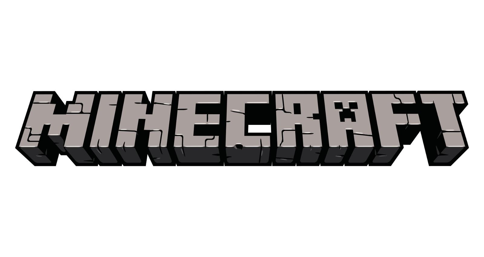 Das Minecraft Logo