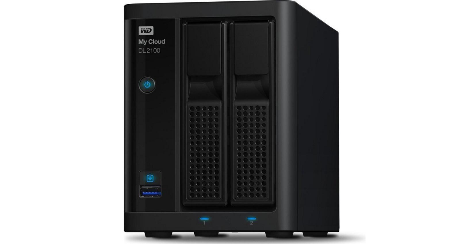 My Cloud DL2100
