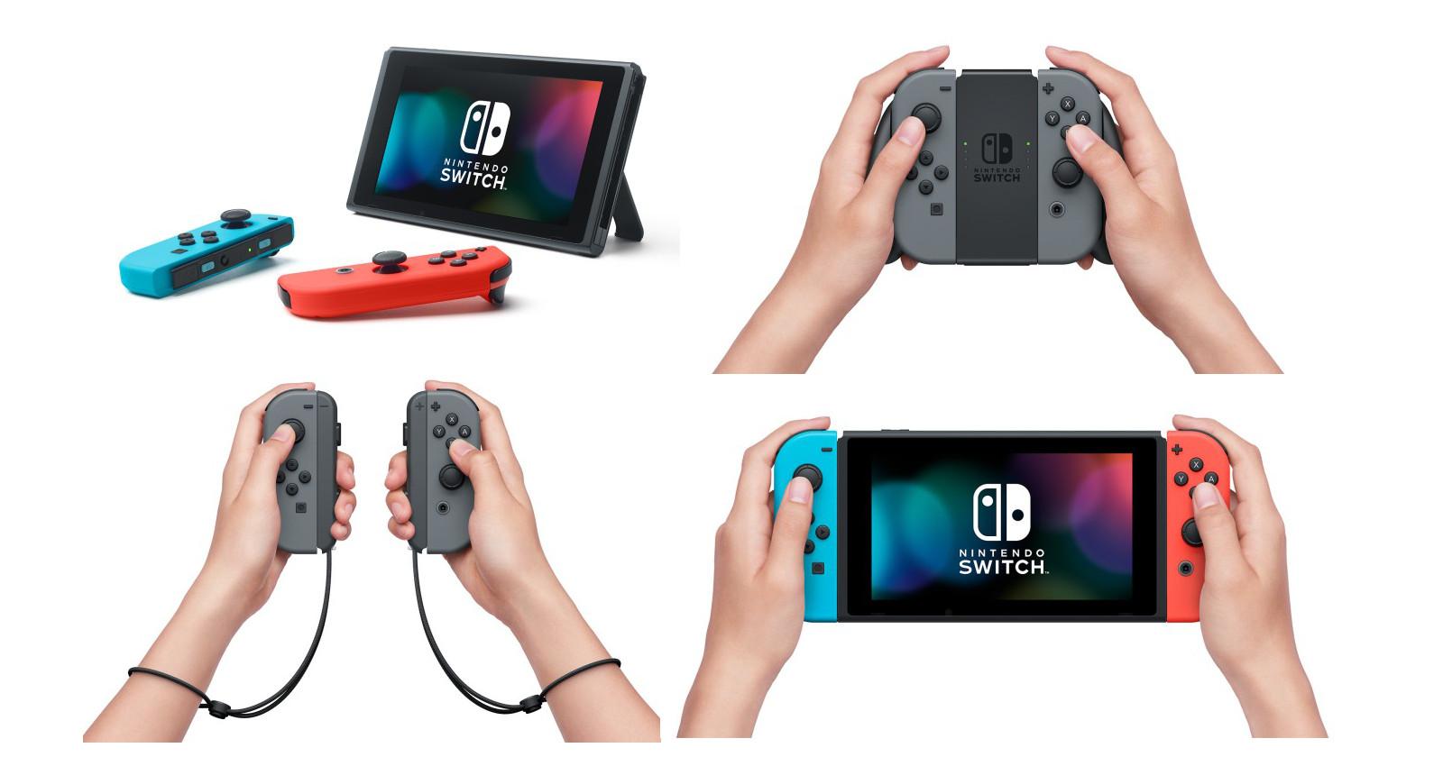 Nintendo Switch Verfügbarkeit