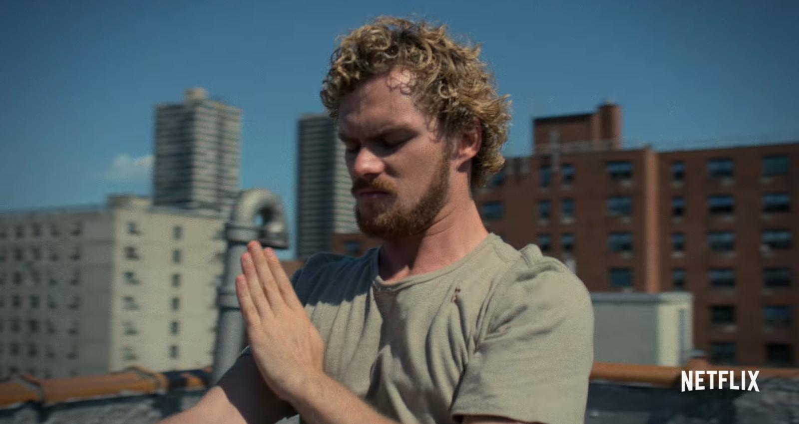 Marve'sl Iron Fist Trailer