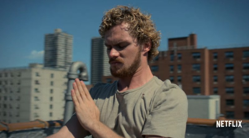 Marve'sl Iron Fist Trailer