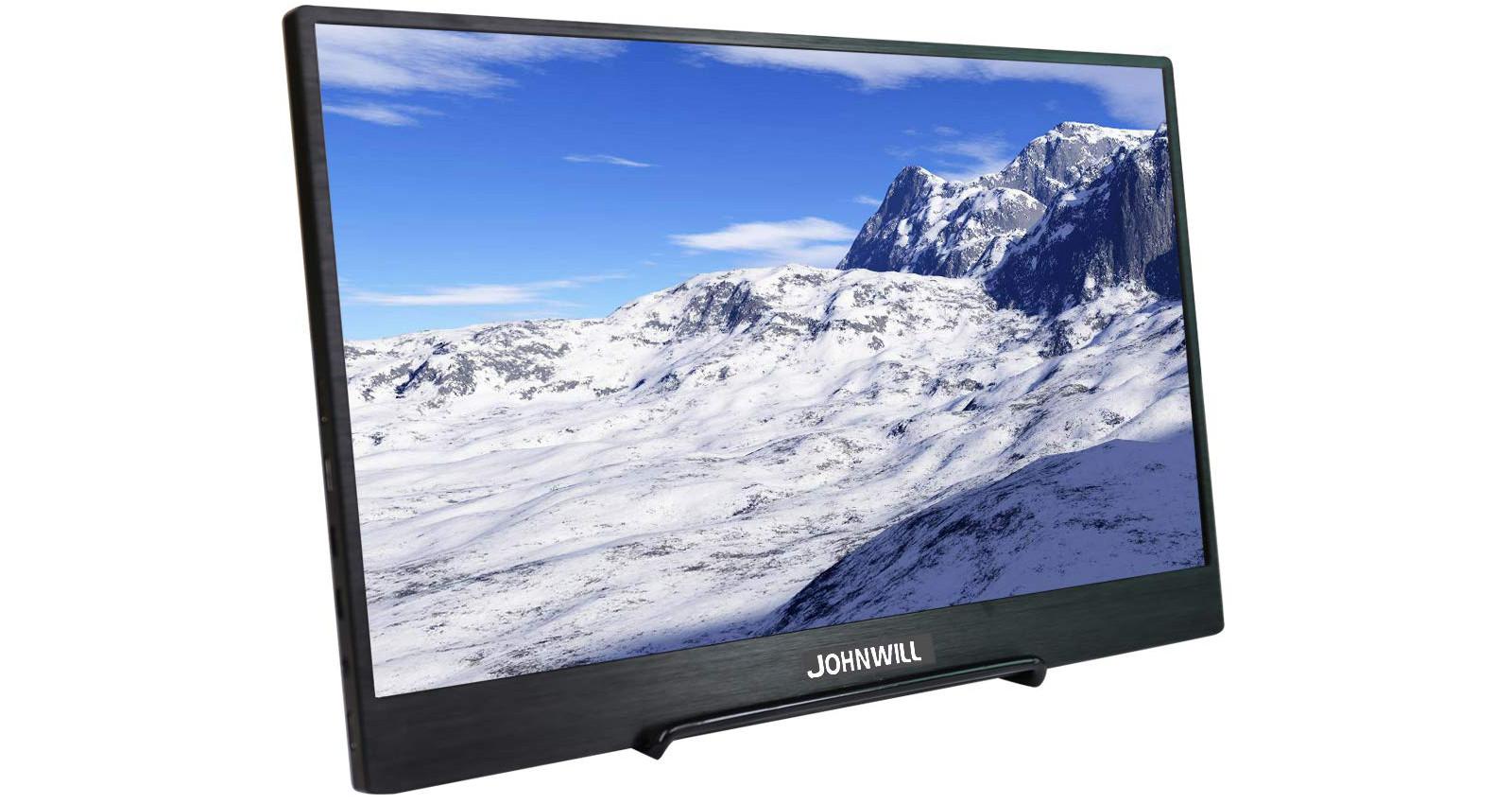 JOHNWILL 13,3 Zoll Monitor