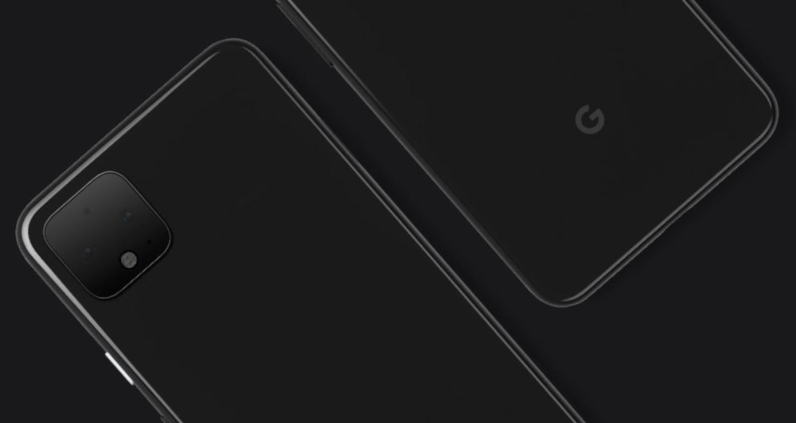 Google Pixel 4 Teaser