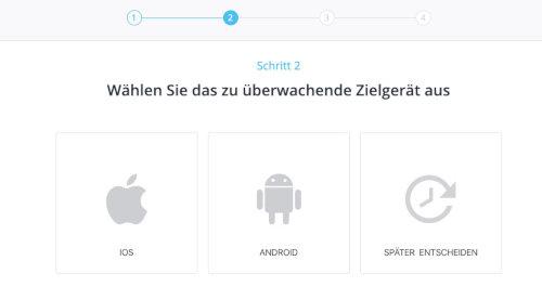 Handy Betriebssystem zum Hacken auswählen