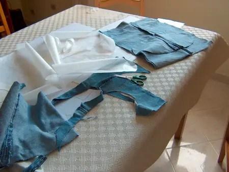 Old Jeans = New Bag