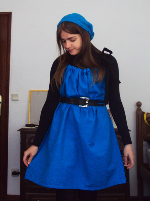 All Blue & Handmade