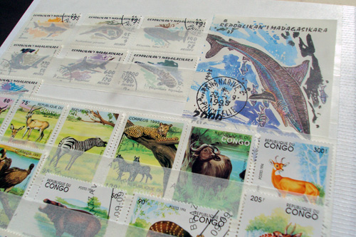 Stamp Collecting: Part 1