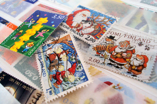 Stamp Collection: Part 3