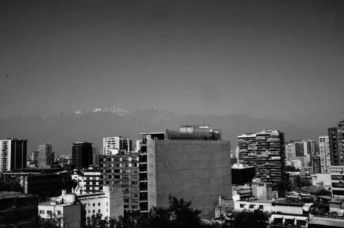 Cerro Santa Lucia -View from the top
