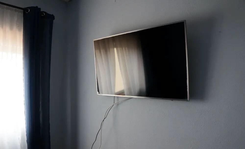 Televisão do quarto
