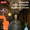 live tour in Dubrovnik
