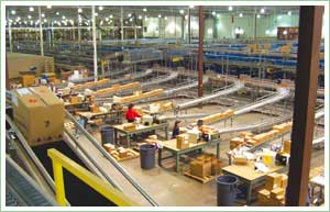 Our Warehouse Facility