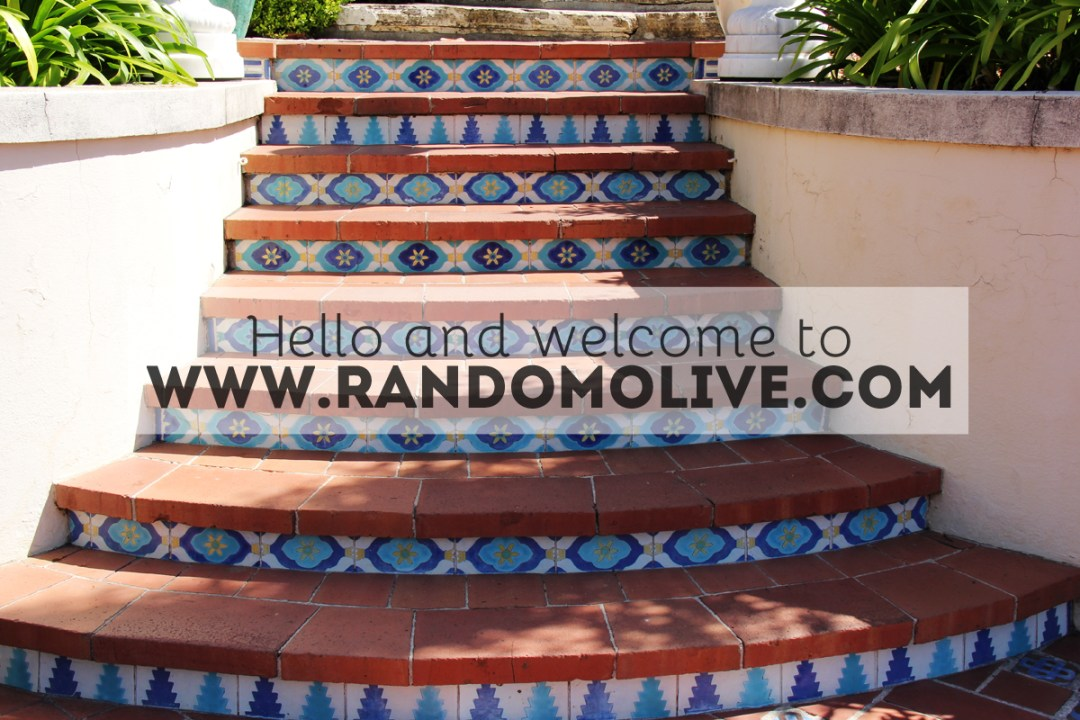 Welcome to Random Olive | randomolive.com