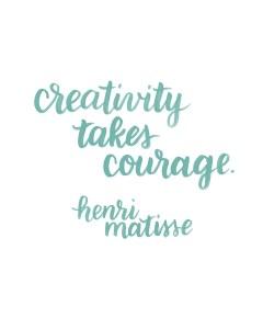 Henri Matisse Quote - www.randomolive.com