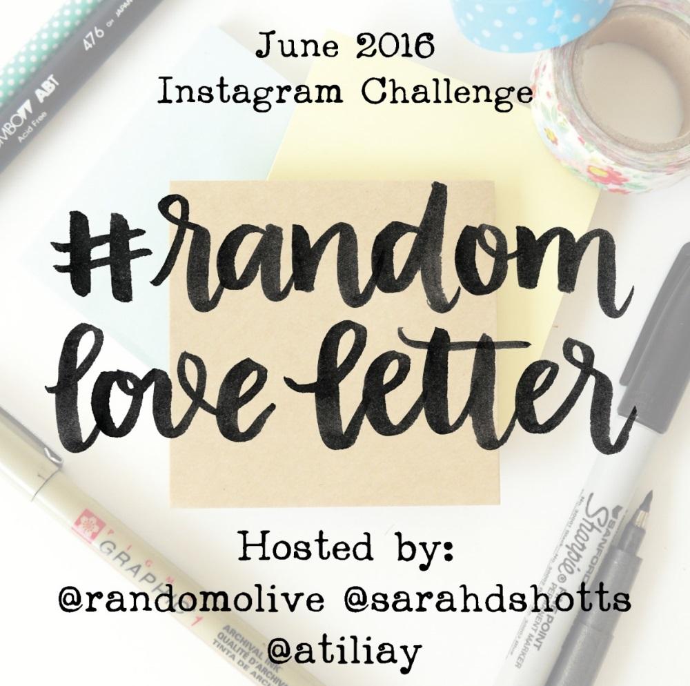 Random Love Letter Challenge