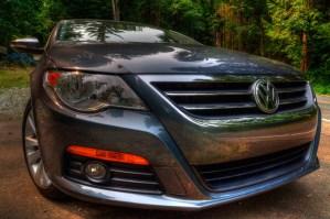 Volkswagen CC front
