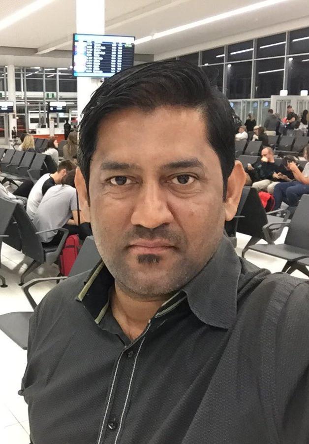 Syed Yahya Hussaini Biography
