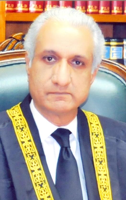 Mr. Justice Ijaz Ul Ahsan Biography