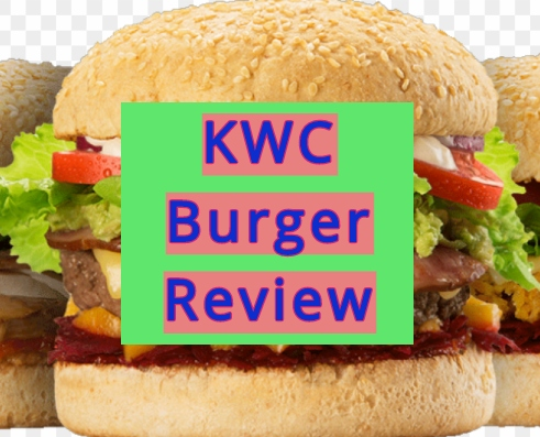 KWC Burger Review