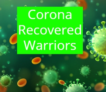 Corona Recovered Warriors |  Jannat Mumtaz
