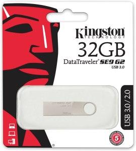 Kingston 32 GB DataTraveler SE9 G2 USB