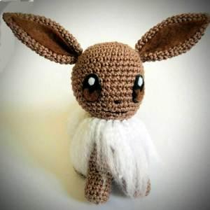 Crochet Baby Eevee