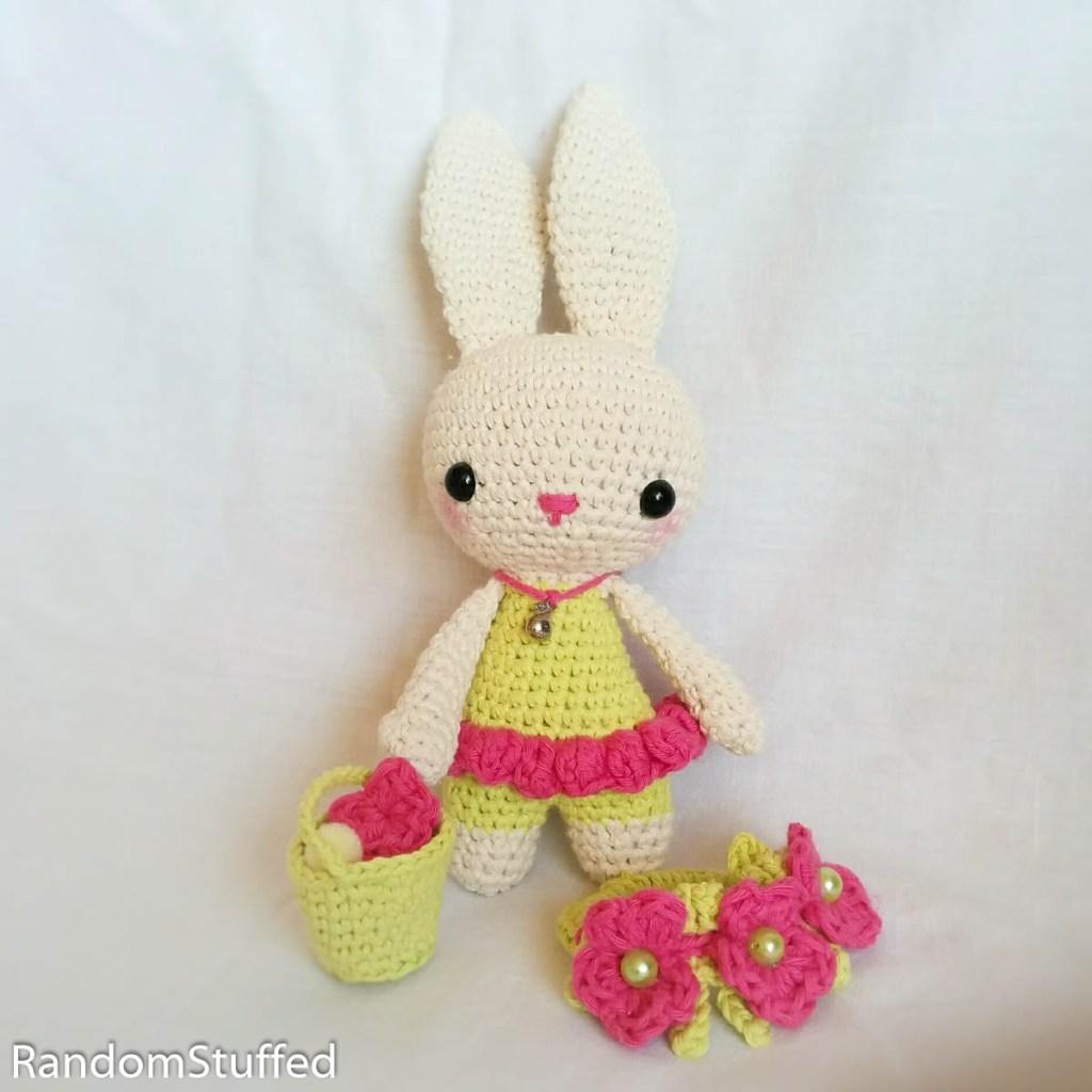 Festive bunny