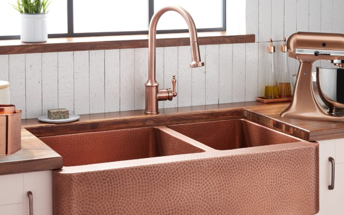 Copper Kitchen Decor Ideas