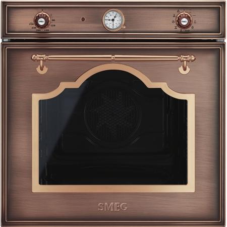 copper kitchen oven