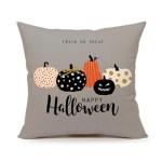 halloween decor cushion