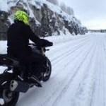 バイクで旅に出たくなる動画その2