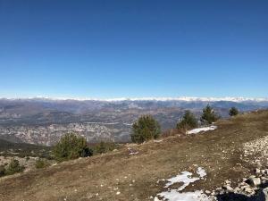 Cime du Cheiron au départ de Gréolières les neiges (4)