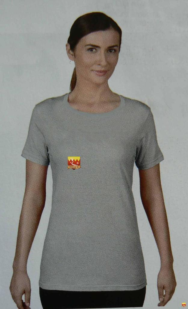 Tshirt women gris.2