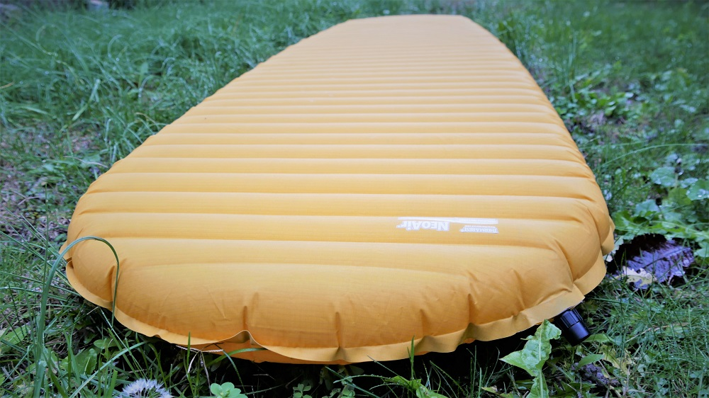 matelas gonflable thermarest neoair