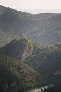 le château d'Anguix