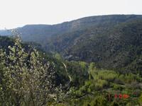 vue sur la vallée du Tage